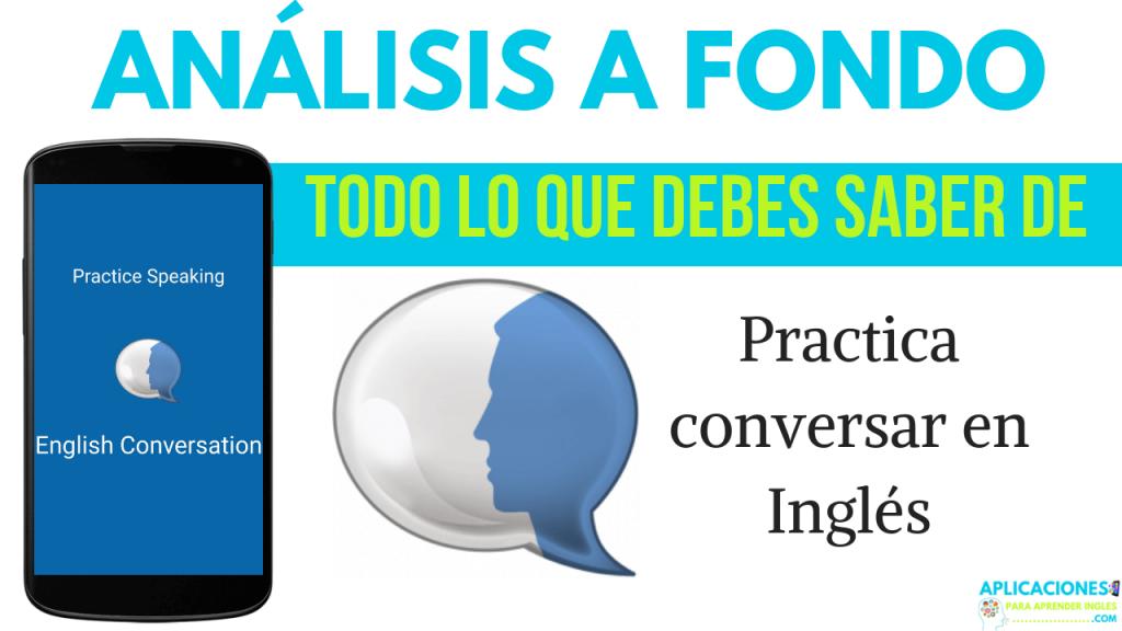 app practica conversar inglés