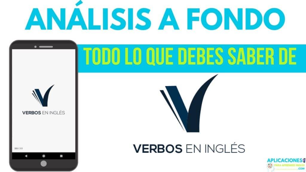ba64fe34a9 Aprende y Practica los Verbos en Inglés con esta Aplicacion